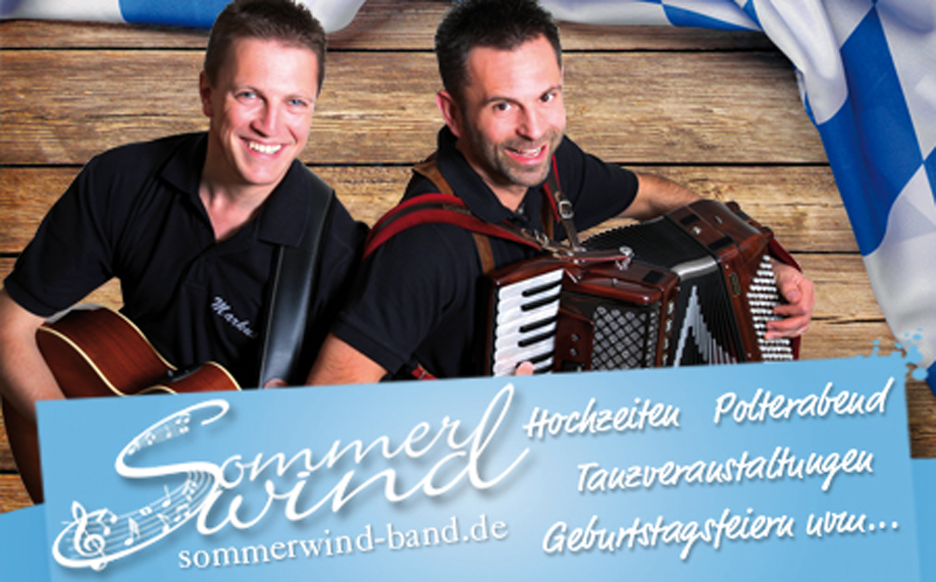 Sommerwind-band.de