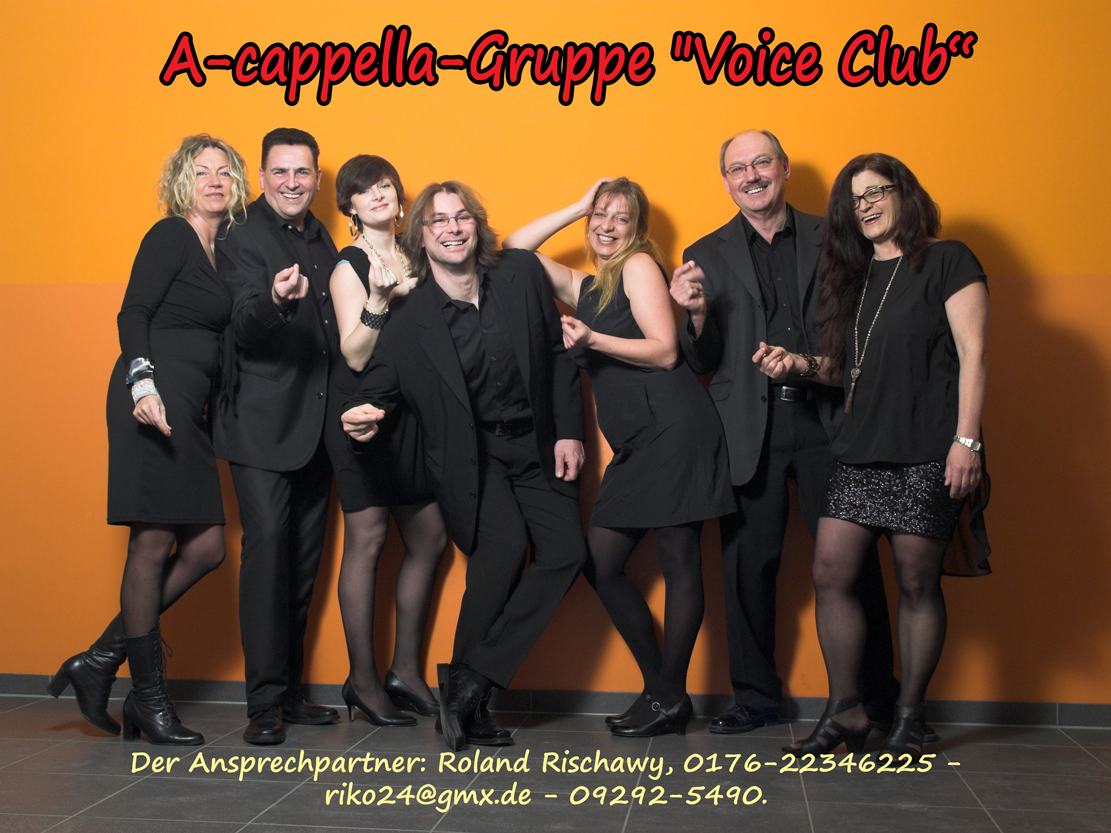 A-cappella-Gruppe